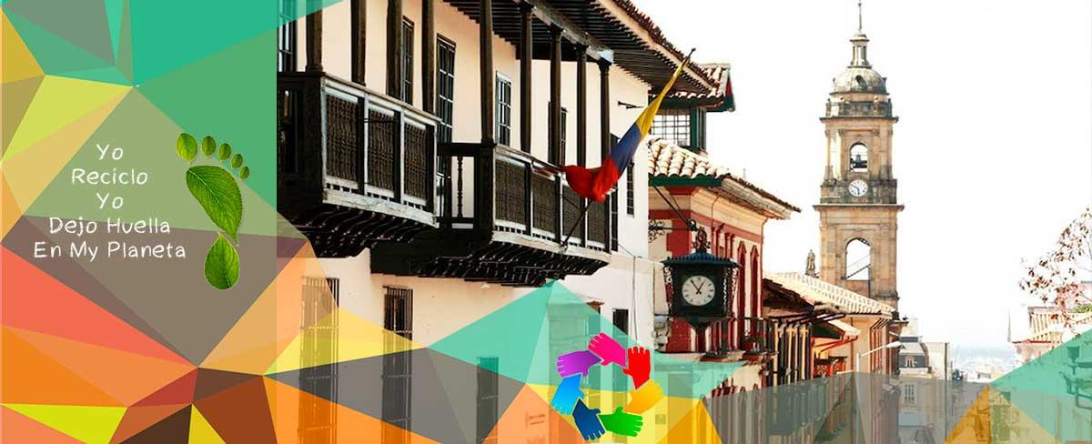 Asociaciones de recicladores en Bogota Localidad La Candelaria