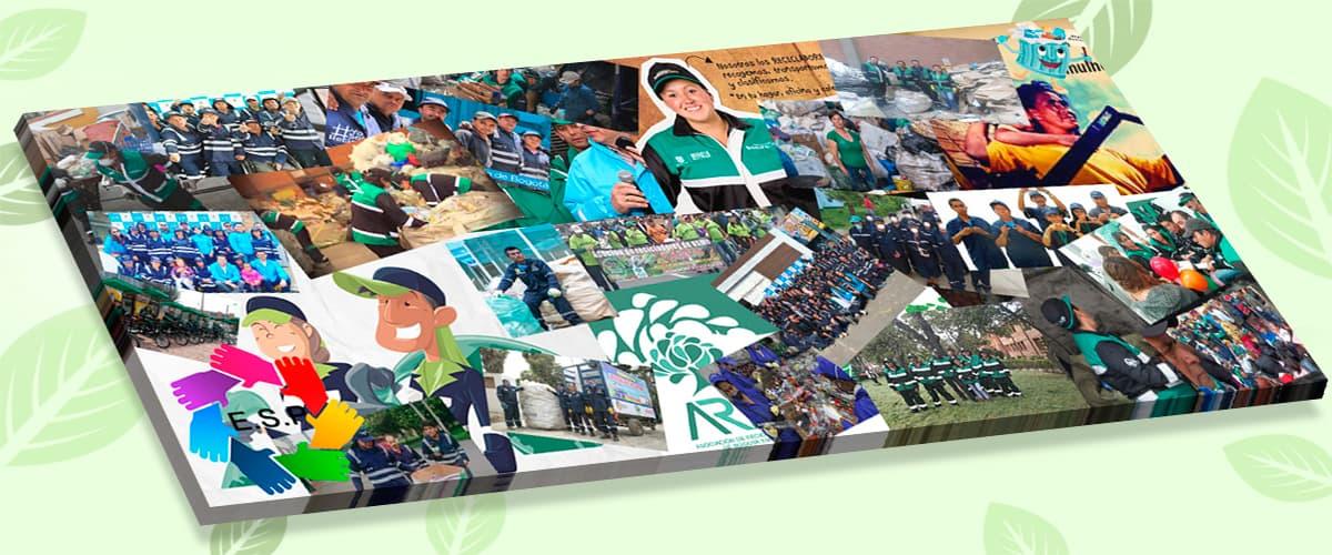 Asociaciones de Recicladores ESP