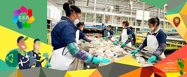 Bodegas de Reciclaje Centros de Acopio ECAS Autorizadas