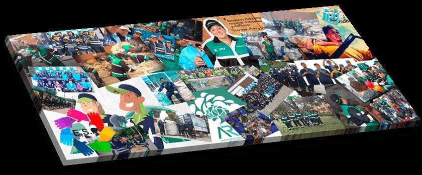 Asociaciones de Recicladores en Bogotá Localidad Suba