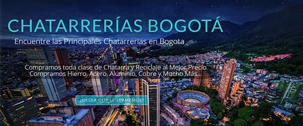 chatarrerias en Bogota